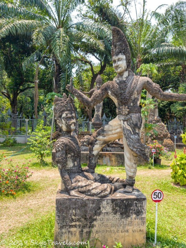 Buddha Park Statues #28