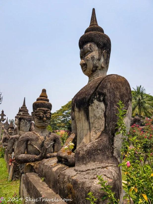 Buddha Park Statues #29