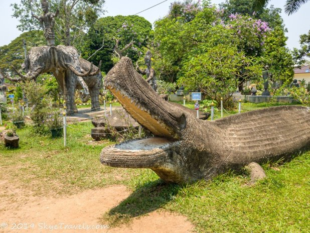 Buddha Park Statues #39