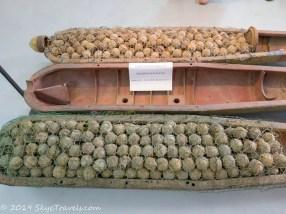 UXO Museum Cluster Bomb #2