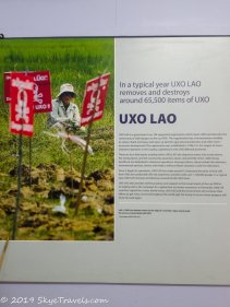 UXO Museum Information Board #14