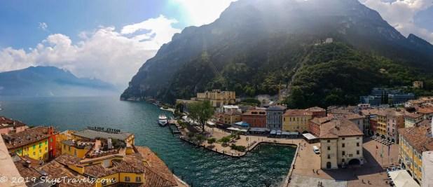 Riva Del Garda Panorama