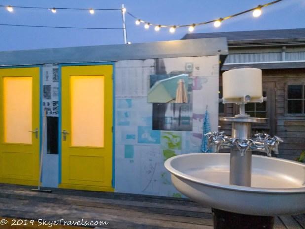 Culture Campsite Bathrooms