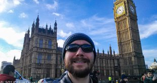 Selfie at Big Ben #3