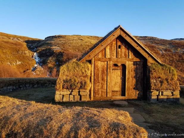 Þjóðveldisbærinn Stöng Hut