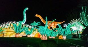 Dinosaur Great Lanterns