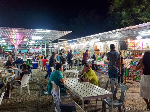Ao Nang Food Center