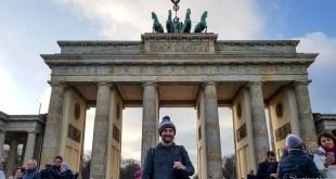 Selfie for 48 Hours in Berlin