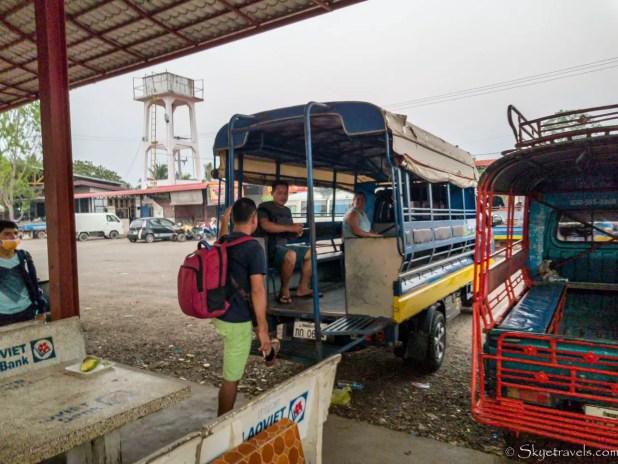 TukTuk in Vientiane
