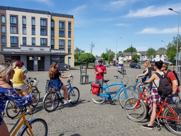 Krakow Bike Tour