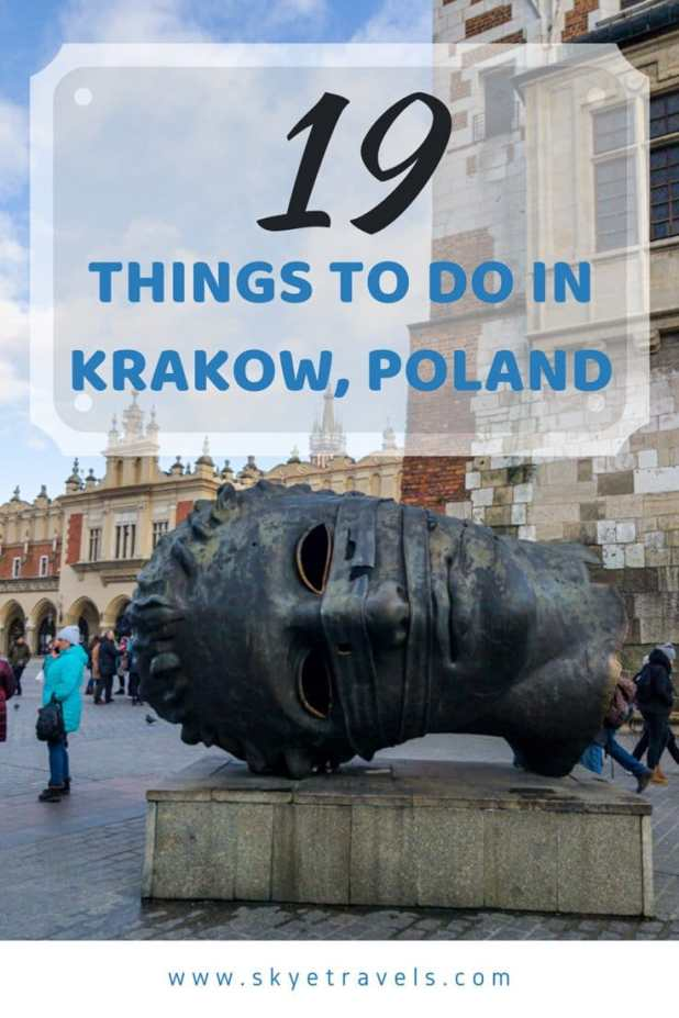 Things to Do in Krakow Pin