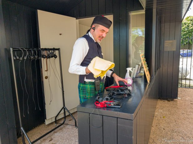 Holyrood Palace Safety Measures