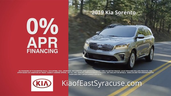 Kia of East Syracuse - Why Pay Interest?