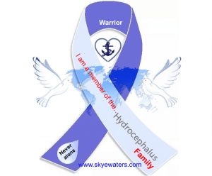 September is Hydrocephalus Awareness month – help spread the word…