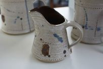Ceramics by Katharina Lenz at Skyeworks Gallery on the Isle of Skye, Scotland