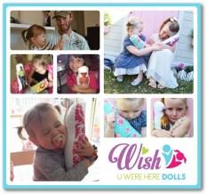 Wish you were here dolls