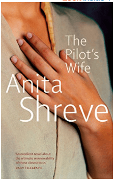 Books for pilots wives the pilots wife Anita shreve