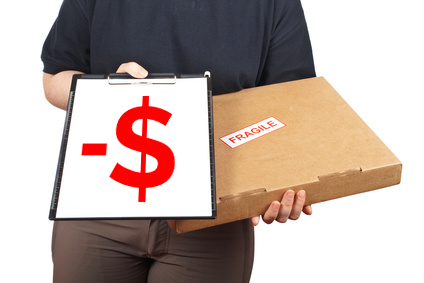 high inbound shipping costs