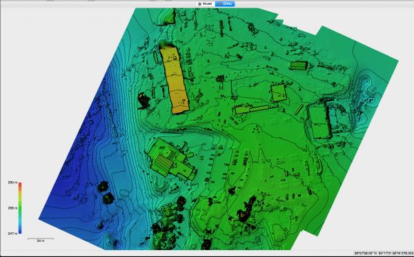 skyflex Aerial mapping