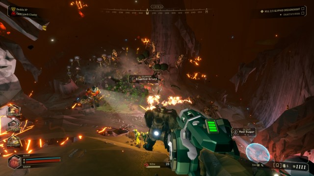 Deep Rock Galactic Screenshot