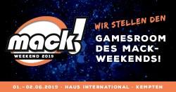 MACK Weekend 2019