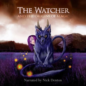 The Watcher Audiobook Cover