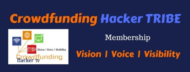 Crowdfunding Hacker Community.