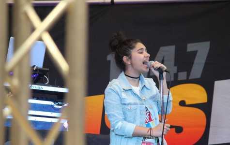 Alessia Cara puts on Stellar Show at Deer Valley High School