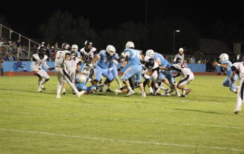 Deer Valley Holds State Champions to 13 points
