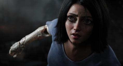 Alita Battle Angel: Movie Review
