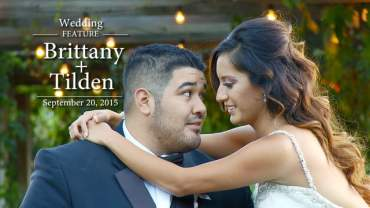 Brittany and Tilden Wedding Feature