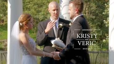 Kristy and Veric Wedding Ceremony
