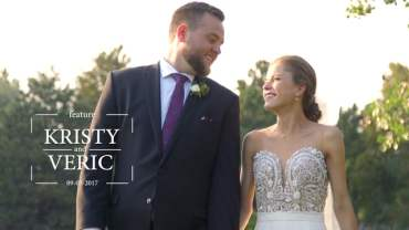 Kristy and Veric Wedding Feature