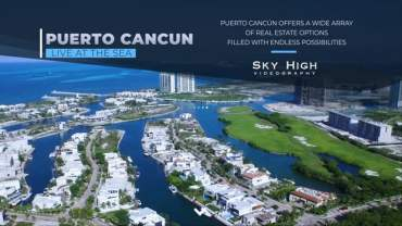 Puerto Cancun Commercial Real Estate Reel