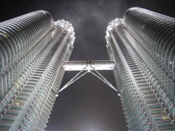 Bliźniacze wieże Petronasu