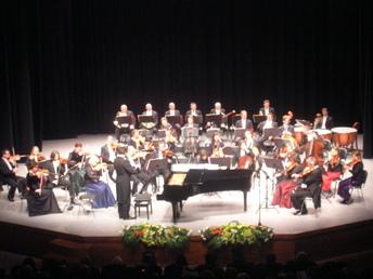 Koncert Orkiestry Polskiego Radia w Katarze