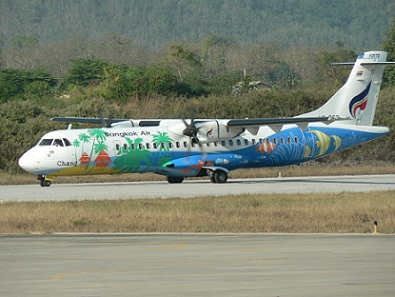 ATR - Bangkok Airways