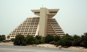Sheraton Doha - tu rozpoczęła się Runda Katarska WTO