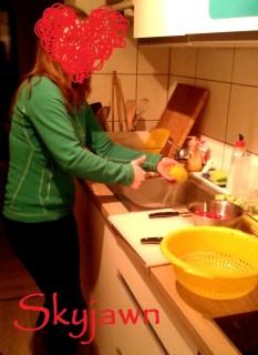 Kochen mit Freunden 1