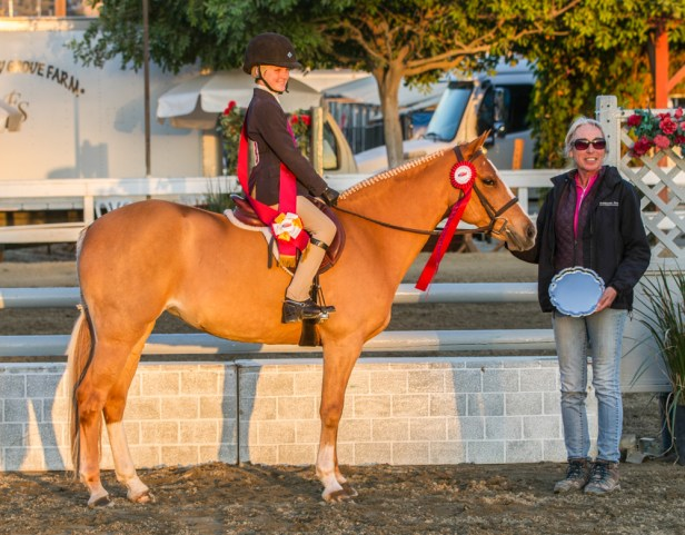 Virginia Bonnie earns West Coast Pony Equitation Reserve Championship