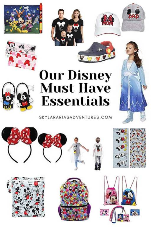 Must Have Disney Essentials