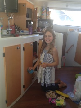 Spring cleaning with a bit of help