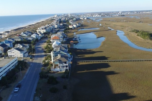 Wilmington NC Aerial Photography