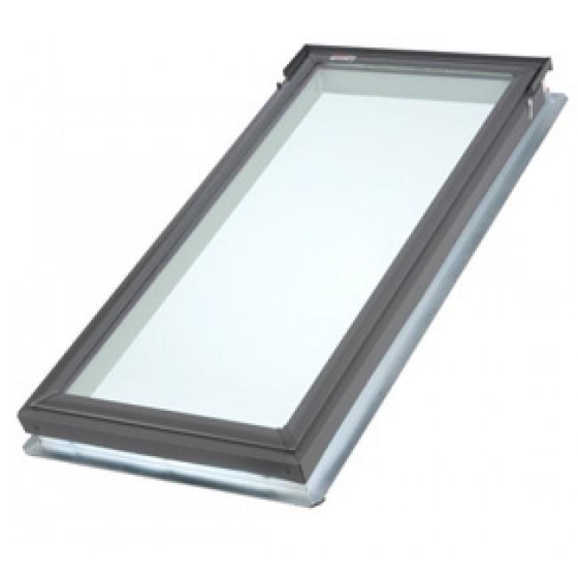 fs m04 velux fixed deck mount skylight 30 1 16 x 37 7 8
