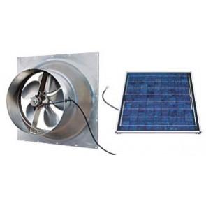 solar attic fans solar power attic