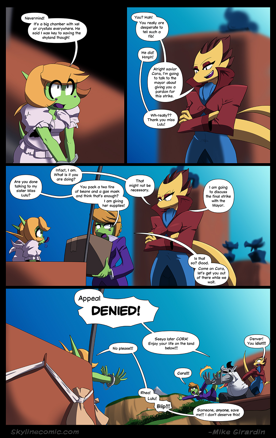 Journey to the Skyline issue 03 page 26