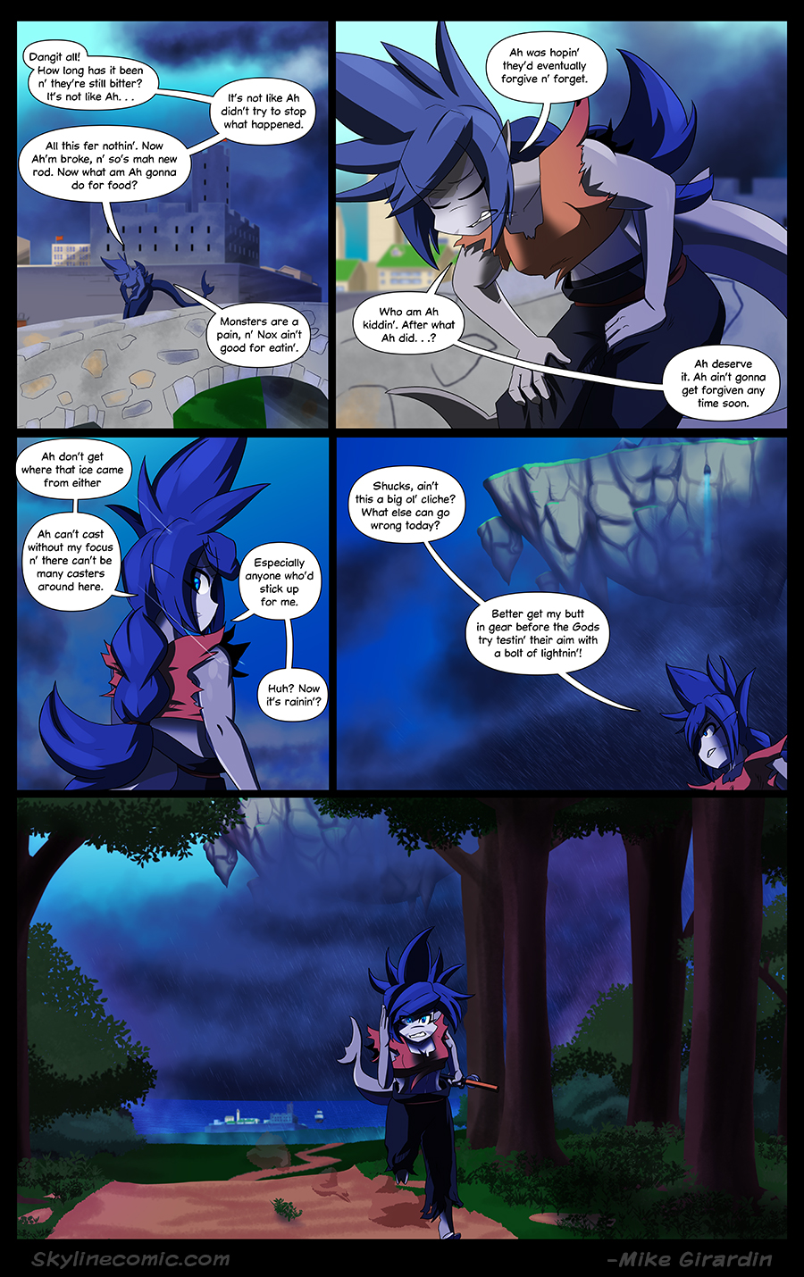 Journey to the Skyline issue 04 page 13