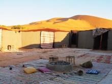 The berber camp