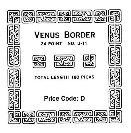 STF Border No. U-11