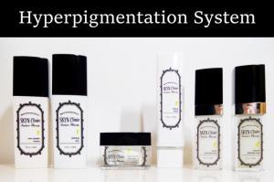 SKYN Clinic Custom Blends Hyperpigmentation Skin System